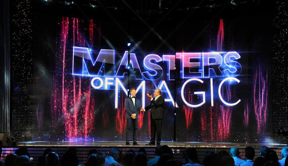 Masters of Magic SCOTTI ROLFO