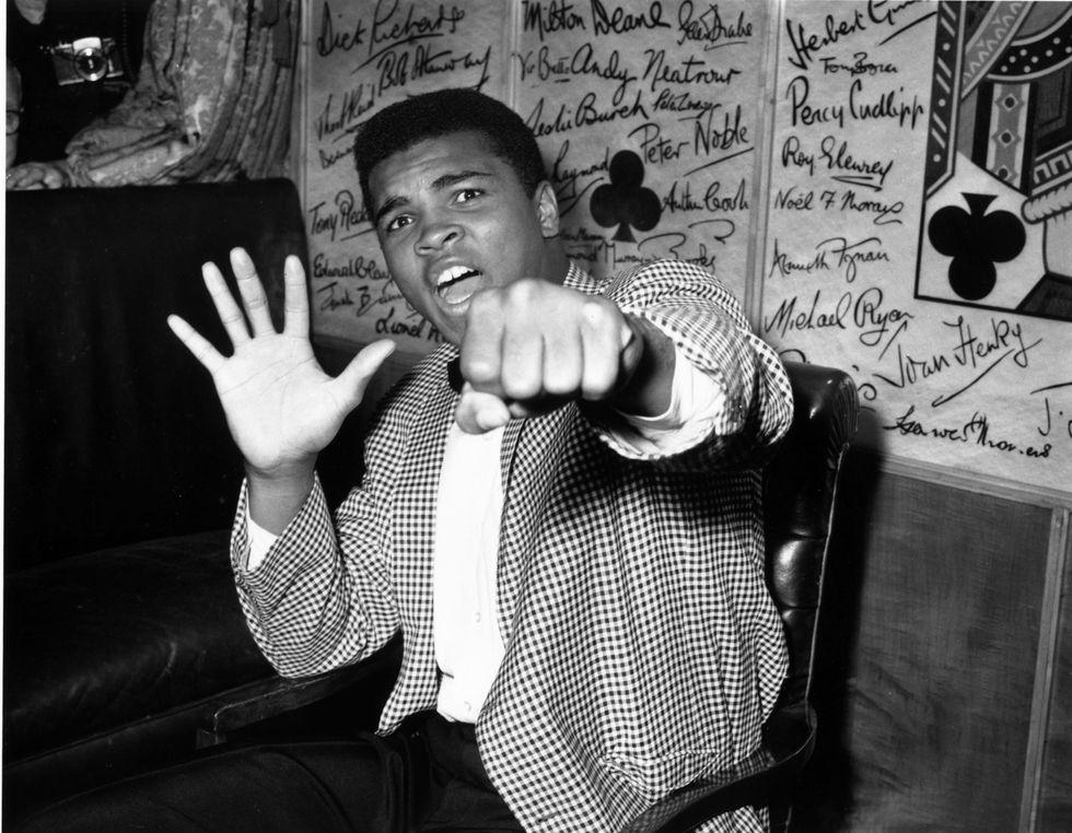 È morto Muhammad Ali, il più grande di tutti i tempi