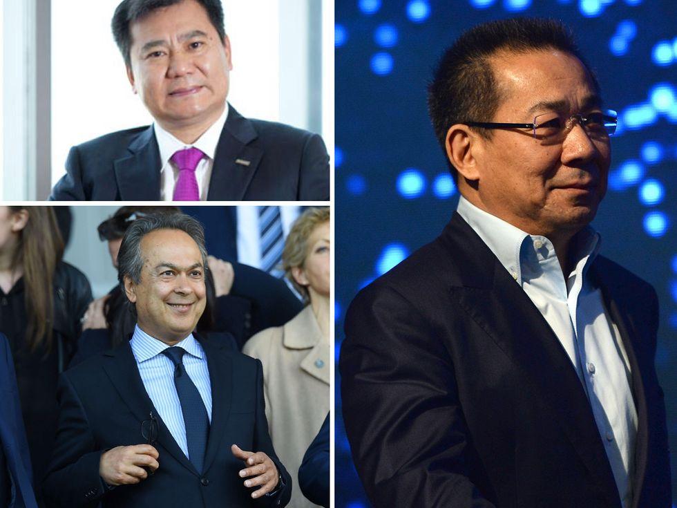 Cinesi, russi e arabi: chi sono i nuovi padroni del calcio in Europa