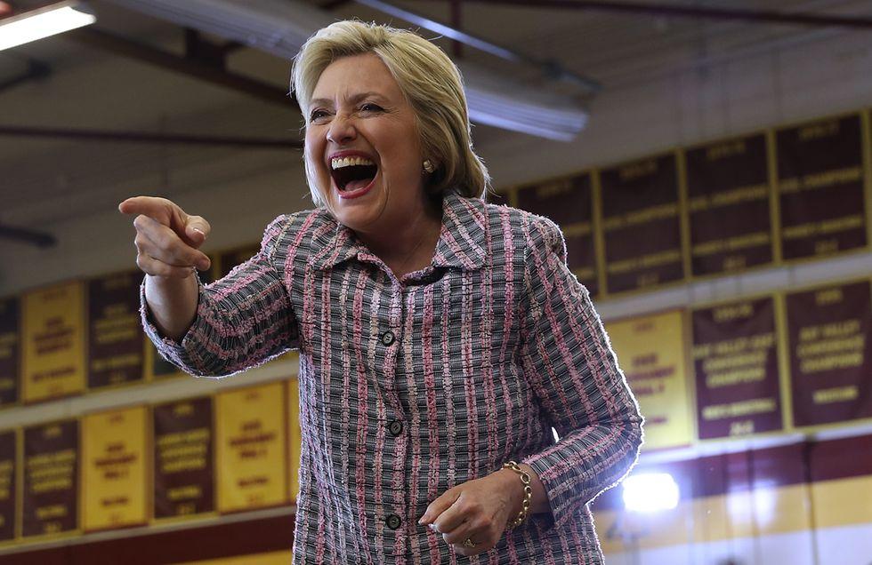 Hillary Clinton: la prima donna nella corsa alla Casa Bianca