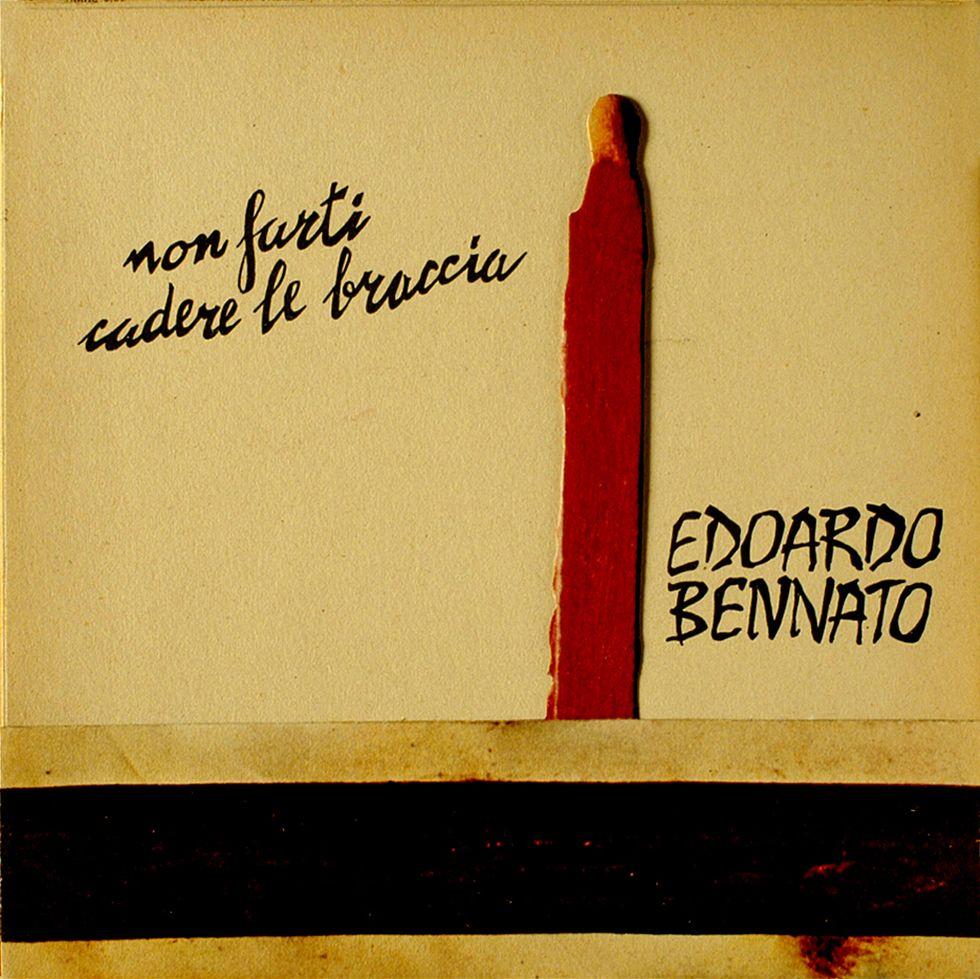 Edoardo Bennato racconta i suoi album: Non farti cadere le braccia