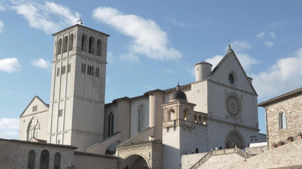Sette Meraviglie Basilica di Assisi