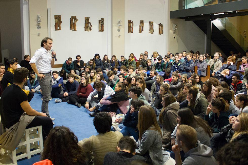 Padova: don Spritz ha scelto il carcere