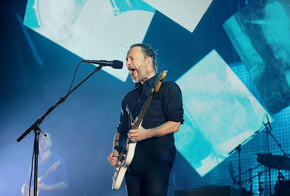 "Radiohead: dove partecipare all'evento ""A Moon Shaped Pool"""
