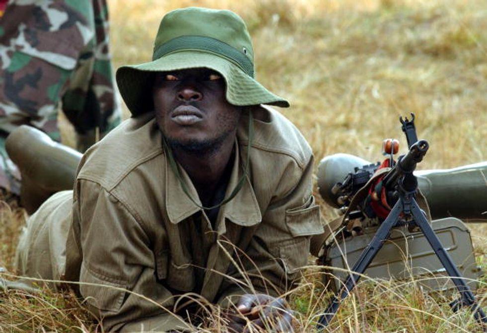 Rischio genocidio in Congo