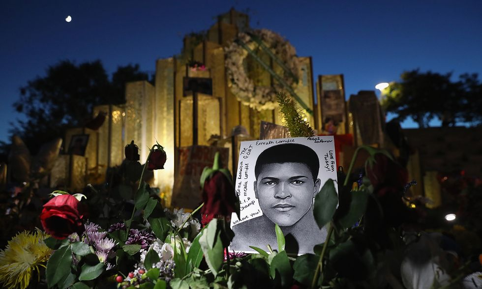 L'addio a Muhammad Ali a Louisville