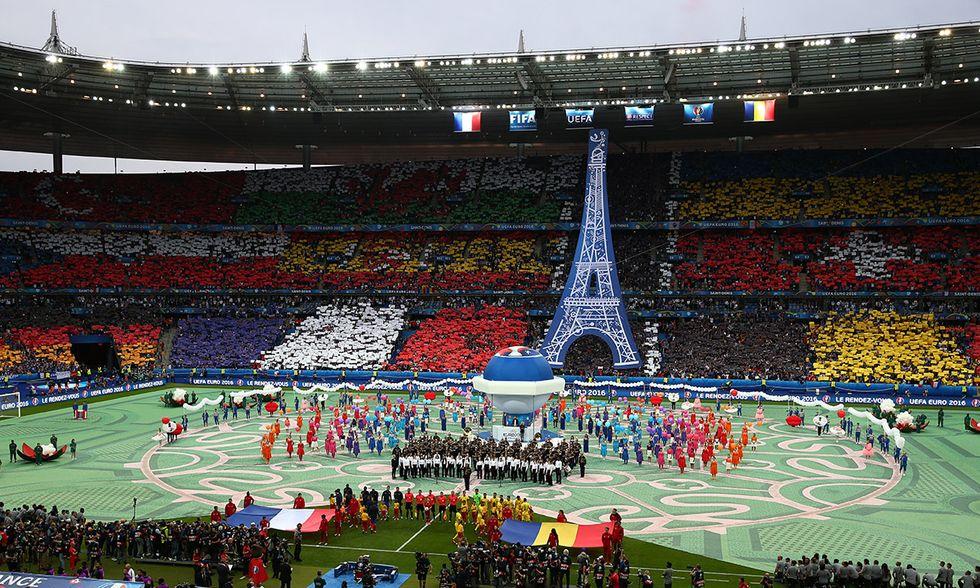 Euro 2016: Francia - Romania