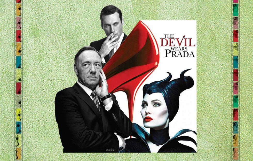 The dark side: antieroi di cinema e serie tv