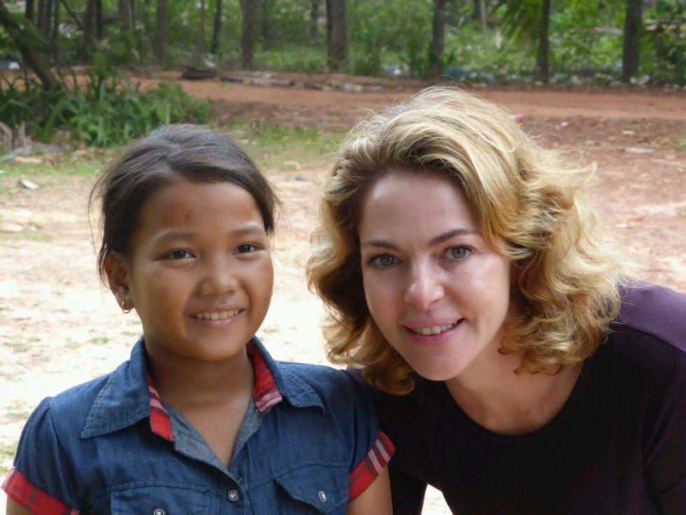 Ripensando alla Cambogia e alla mia bimba adottata a distanza