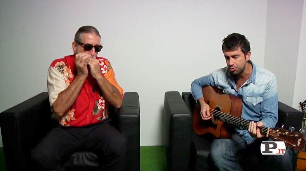 Fabio Treves a Panorama Unplugged