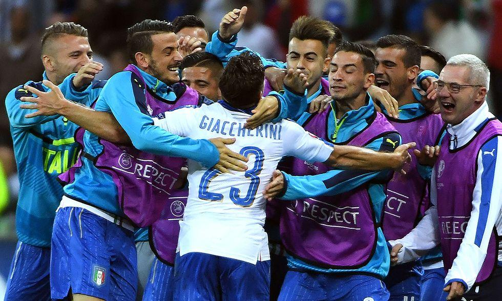 Euro 2016: Belgio - Italia