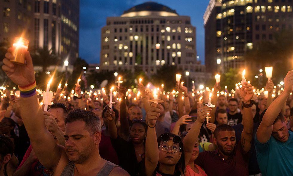 Strage di Orlando: lutto in città