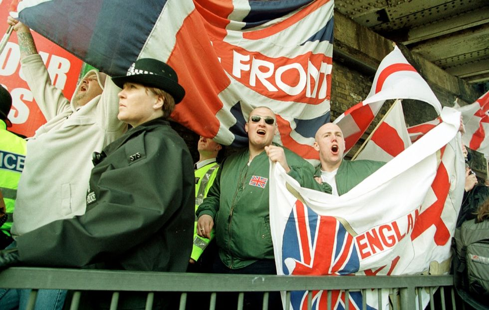 L'estrema destra inglese, da Mosley all'omicidio Cox