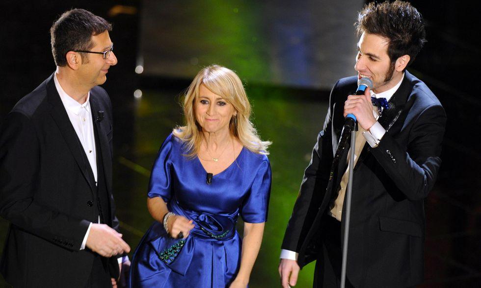 Sanremo 2013: 16 febbraio, la finale. Vince Marco Mengoni
