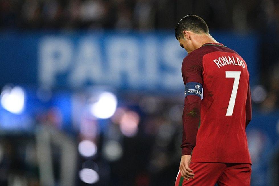 La maledizione di Ronaldo: rigore sbagliato e il Portogallo rischia l'eliminazione