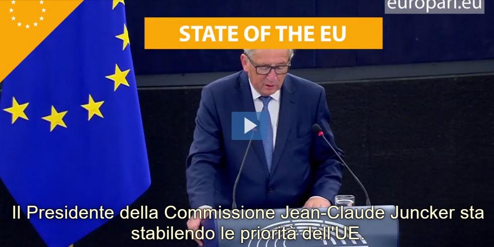 Parlamento Europeo: stato dell'UE, Wi-Fi per tutti e Corea del Nord