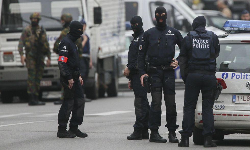 Tensione a Bruxelles: falso allarme bomba
