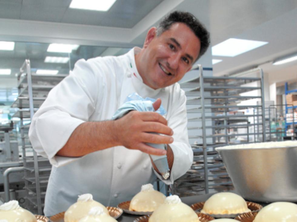 Salvatore De Riso, dalla Costiera Amalfitana al gotha della pasticceria internazionale