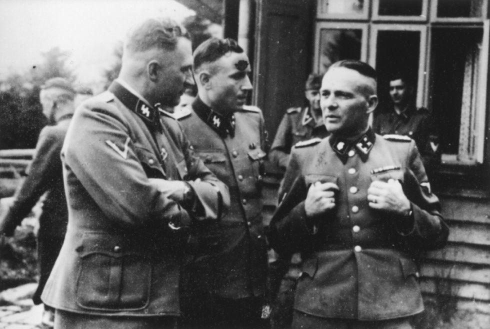 Comandante ad Auschwitz: intervista al nipote