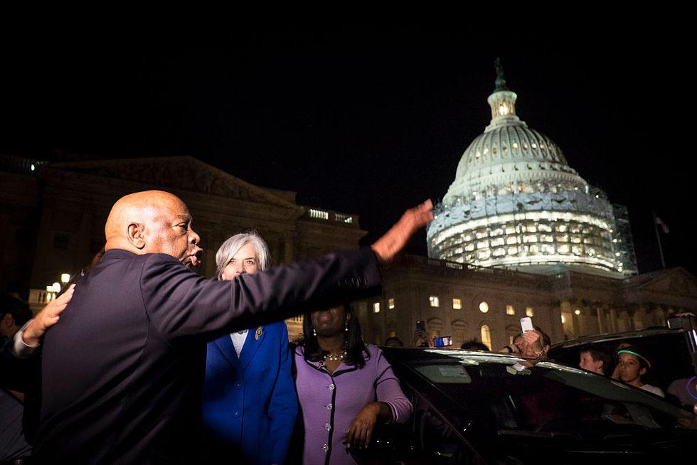 Armi in America: la rivolta democratica al Congresso