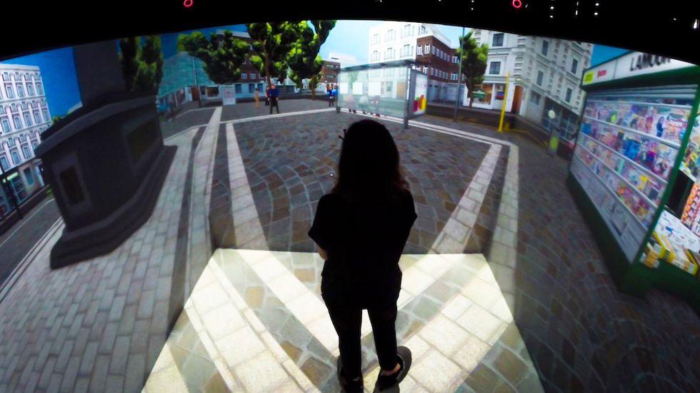 Oltre il gioco: ecco l'ospedale italiano che cura con la realtà virtuale