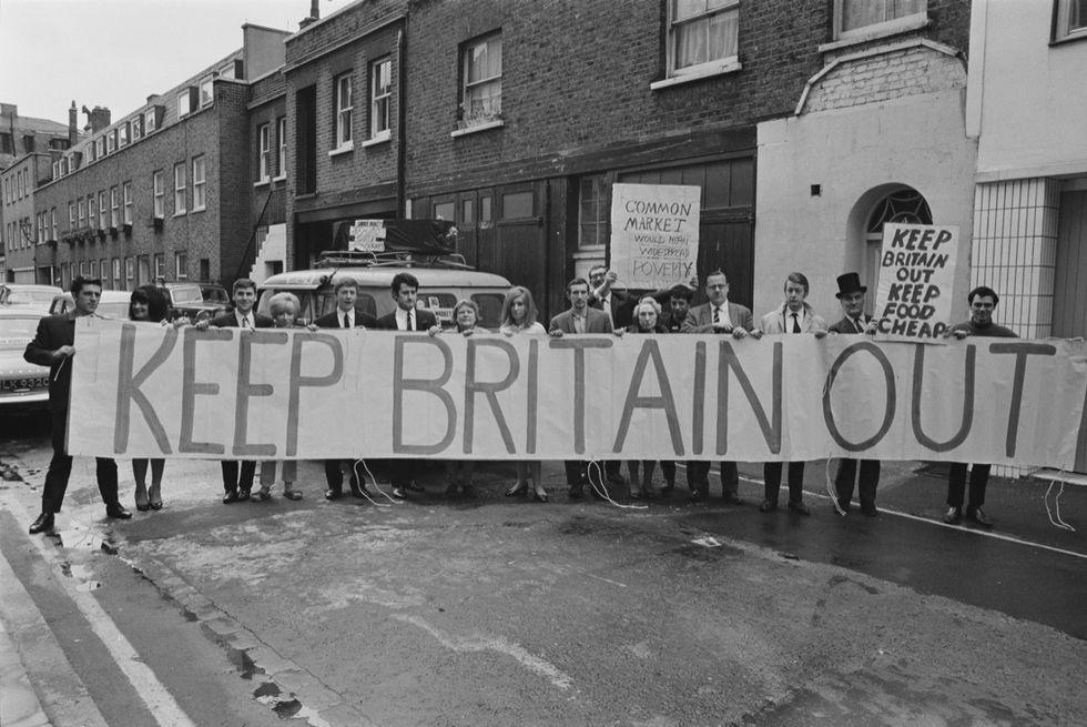 Esserci o non esserci? Regno Unito e Unione Europea dal 1945 a Brexit