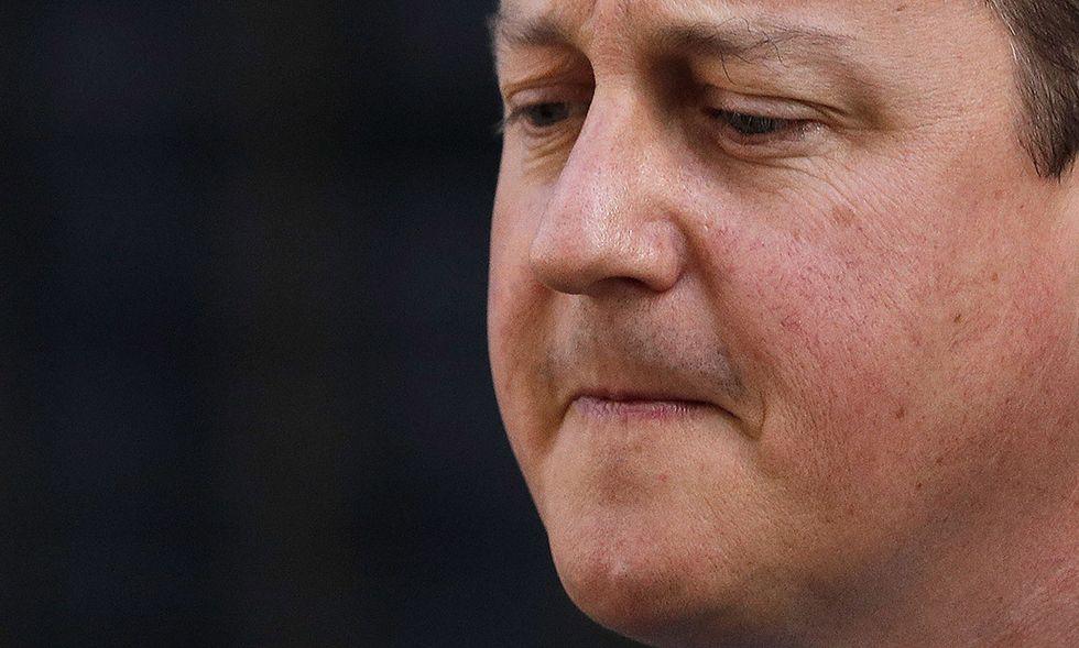 Le dimissioni di David Cameron