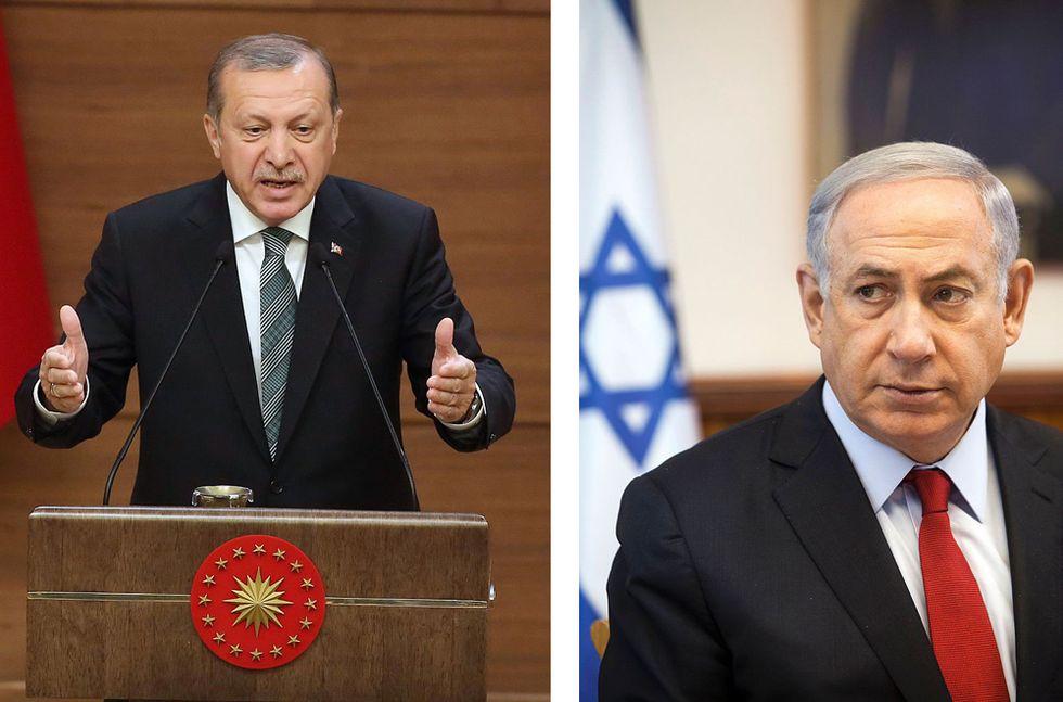 Turchia-Israele: le motivazioni dello storico accordo