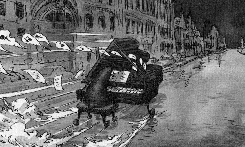 'La repubblica del Catch' di Nicolas De Crécy