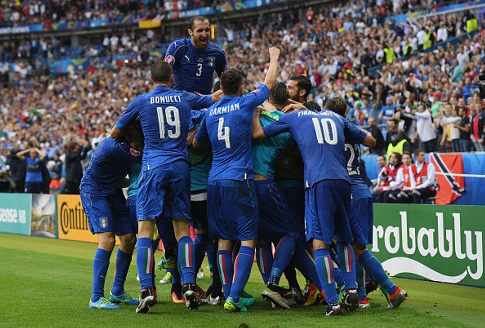Euro 2016: grande Italia, ora puoi sognare! E Conte sembra Lippi