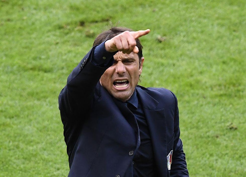Ecco lo staff di Conte all'Inter