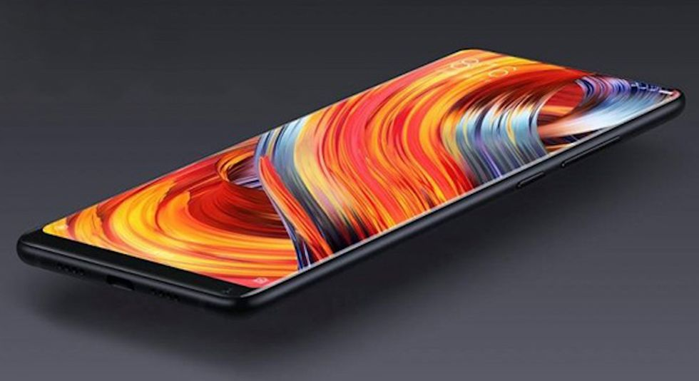 Apple o Huawei? Xiaomi Mi Mix 2