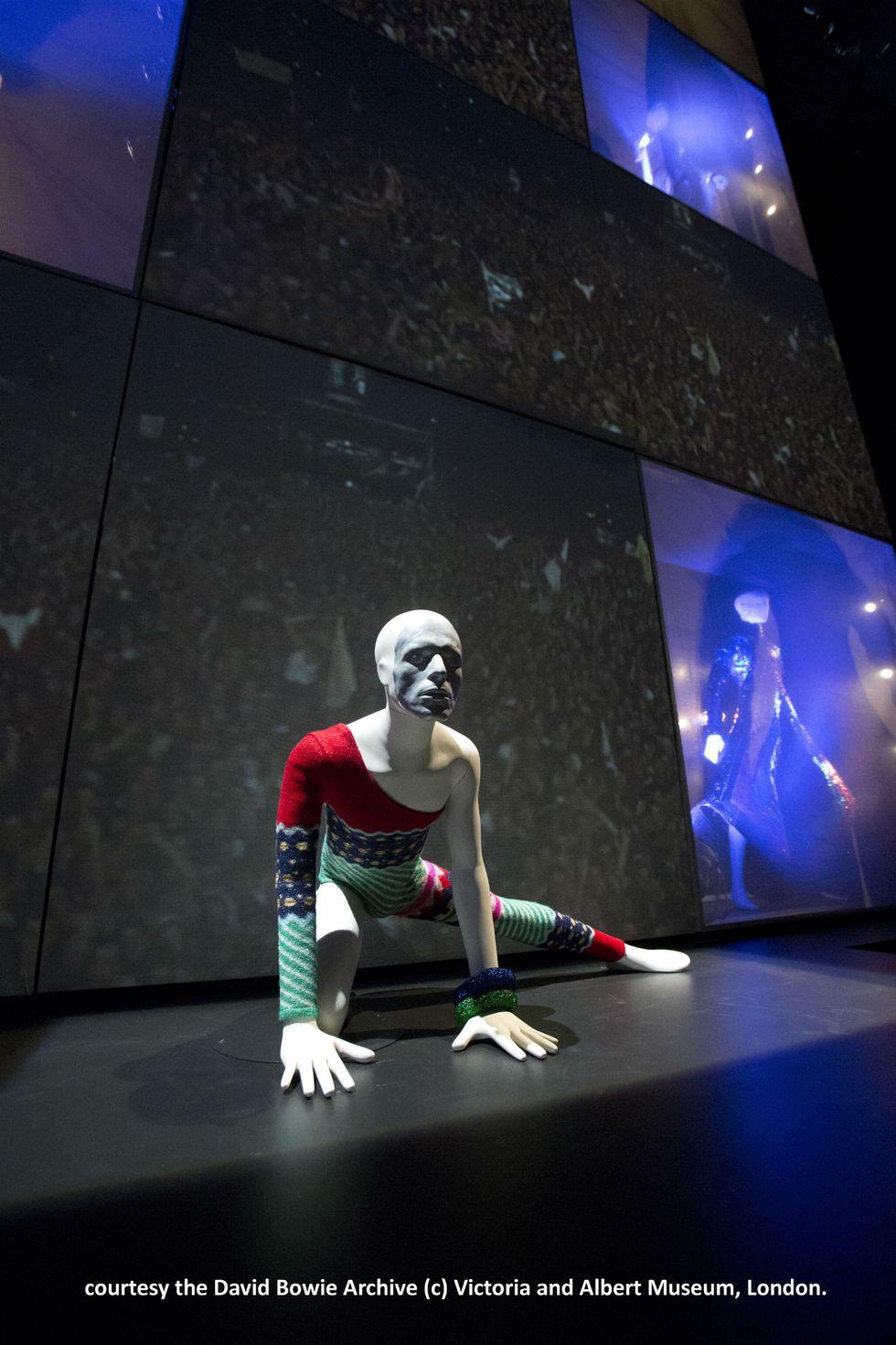 David Bowie is: arriva in Italia la mostra definitiva dedicata al Duca Bianco