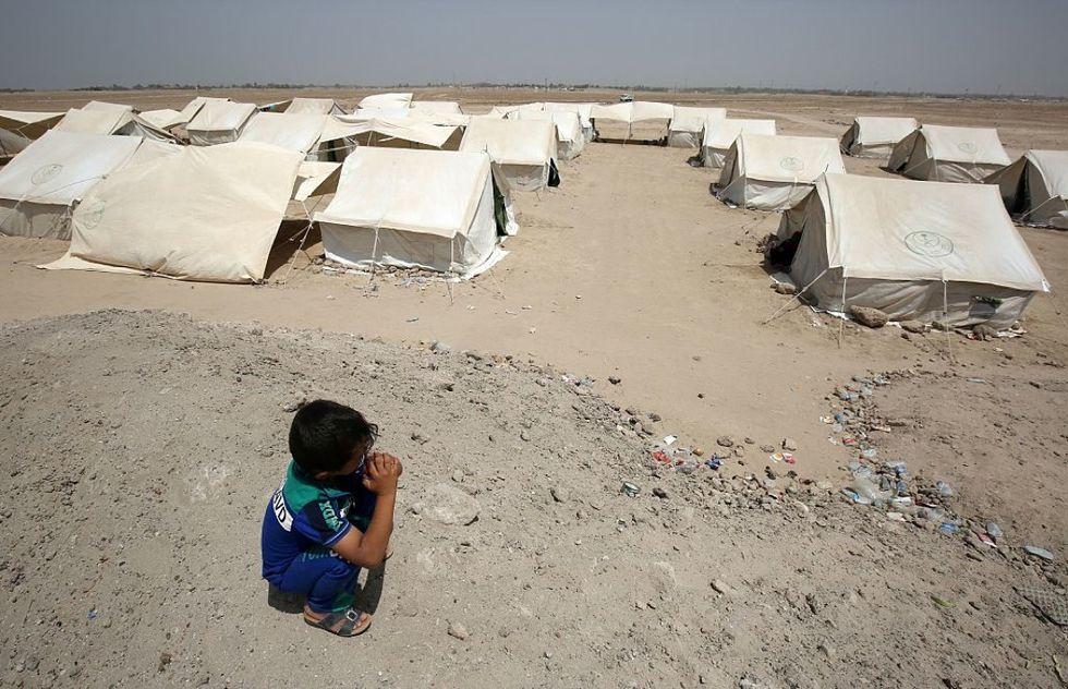 UNICEF: è allarme bambini in Iraq