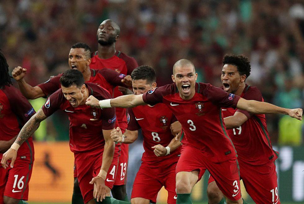 Portogallo, semifinale senza mai vincere. E nasce la stella Sanches