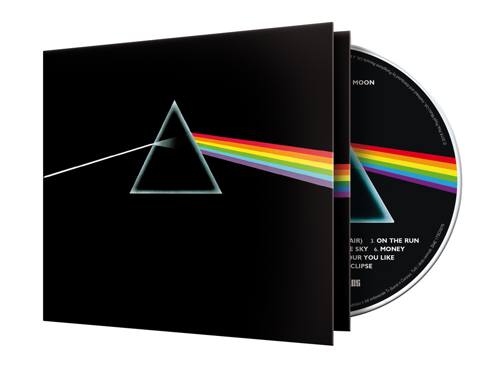 Pink Floyd: la discografia completa della leggendaria band in edicola