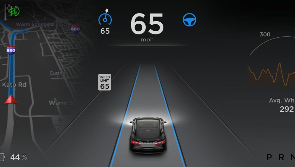 Tesla e l'incidente che tutti stavamo aspettando