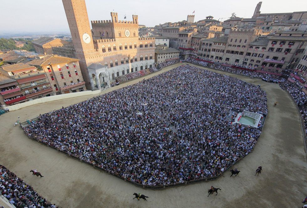 Are you ready for Palio di Siena?