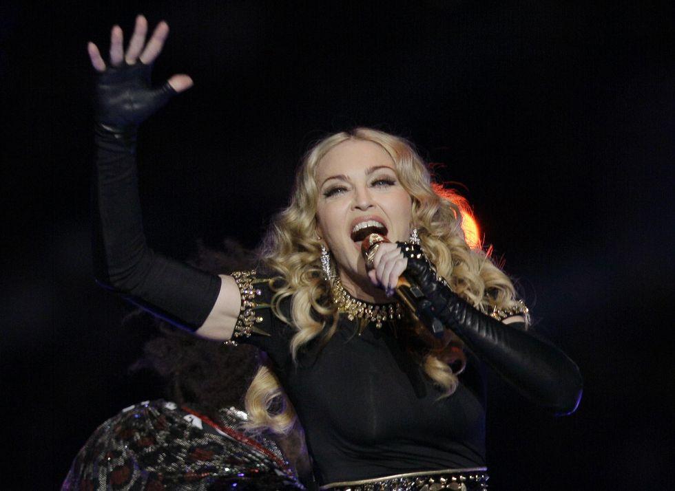"Madonna: ""Niente cellulari nei concerti di 'Madame X"""