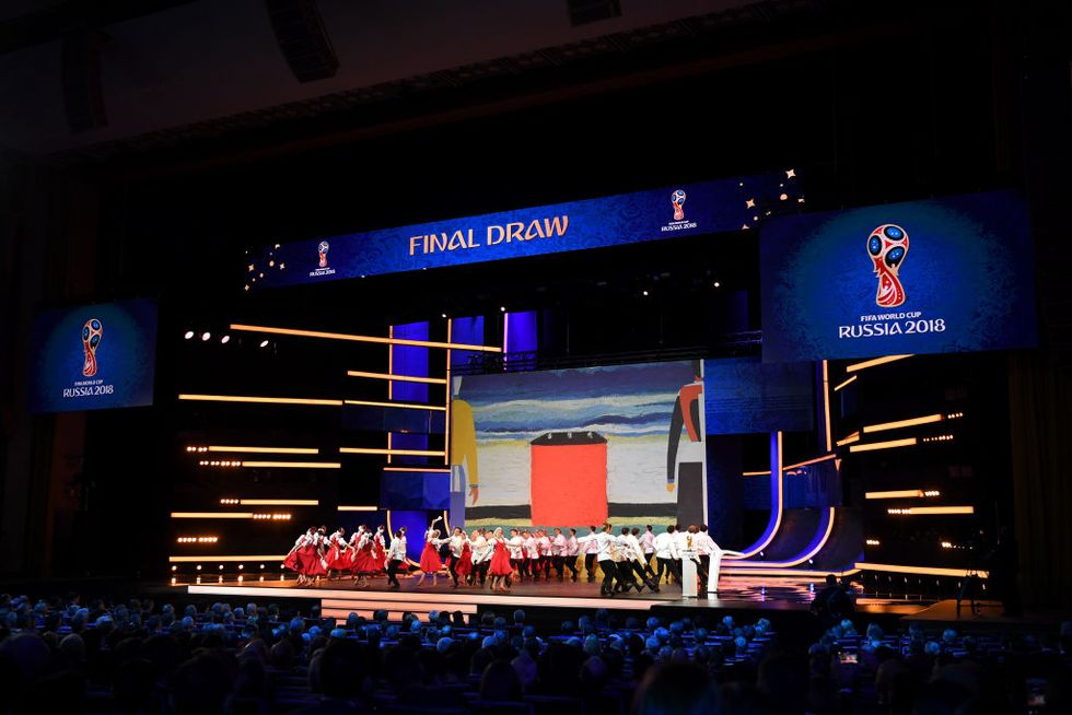 mondiale russia 2018 gironi sorteggio gruppi