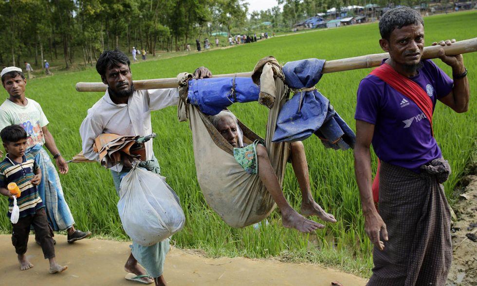 La tragedia dei Rohingya in Myanmar: la denuncia dell'Onu