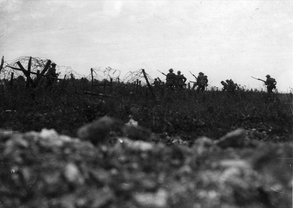 Luglio 1916: 100 anni fa la battaglia della Somme