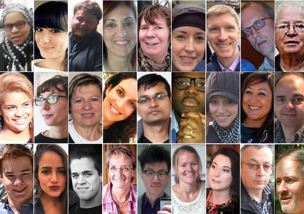 Bruxelles: chi sono le vittime degli attentati - Foto