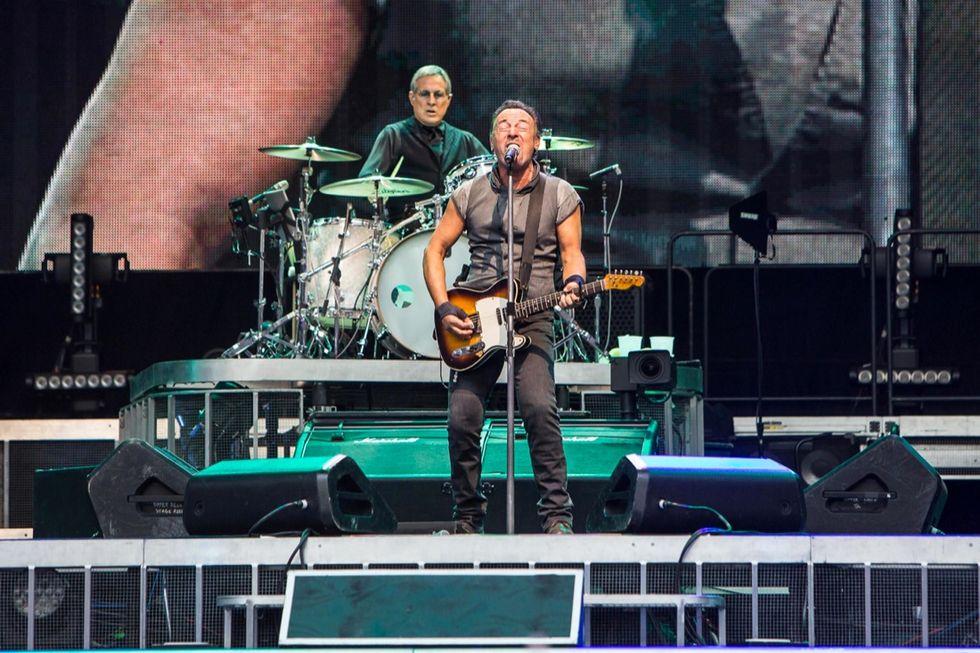 Springsteen, il trionfo della seconda serata a San Siro - La scaletta