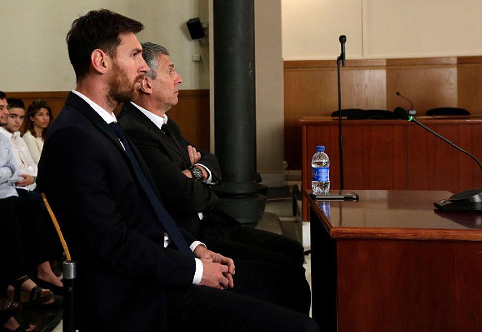 I guai con il fisco di Messi: ecco perché è stato condannato