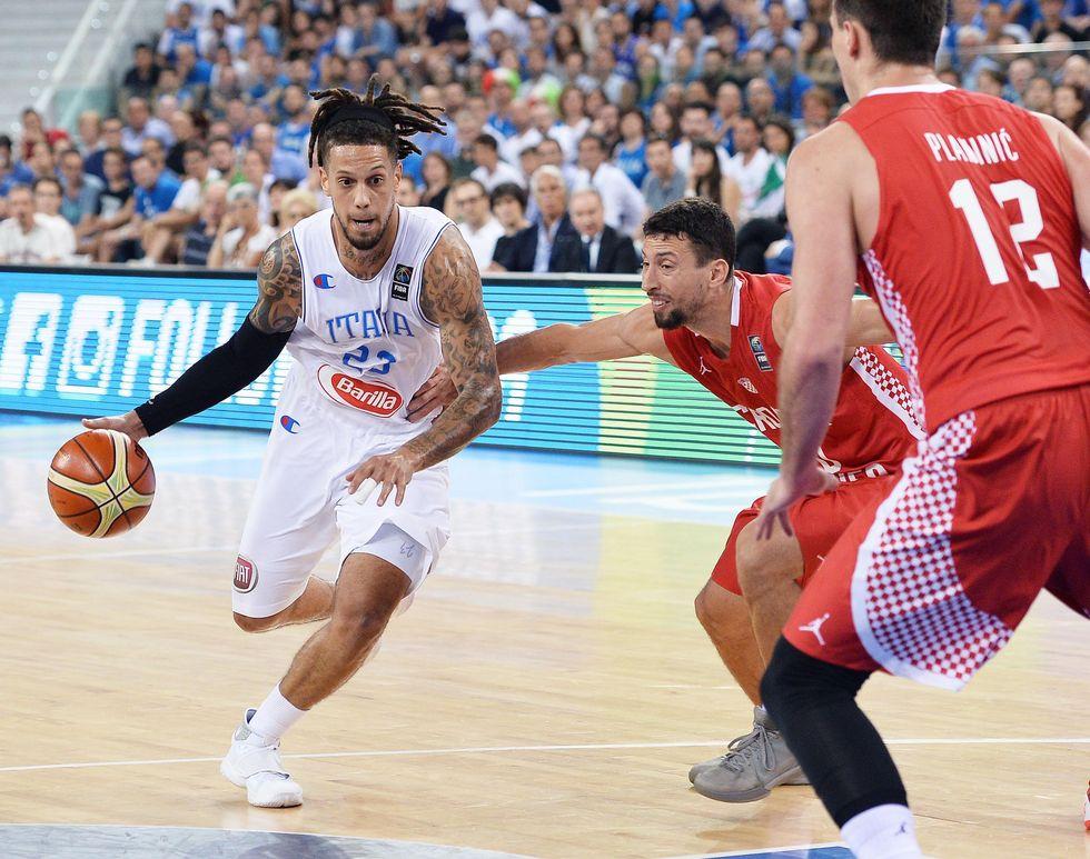 """Basket, Preolimpico Torino. Pittis: """"Ecco perché l'Italia può farcela"""""""