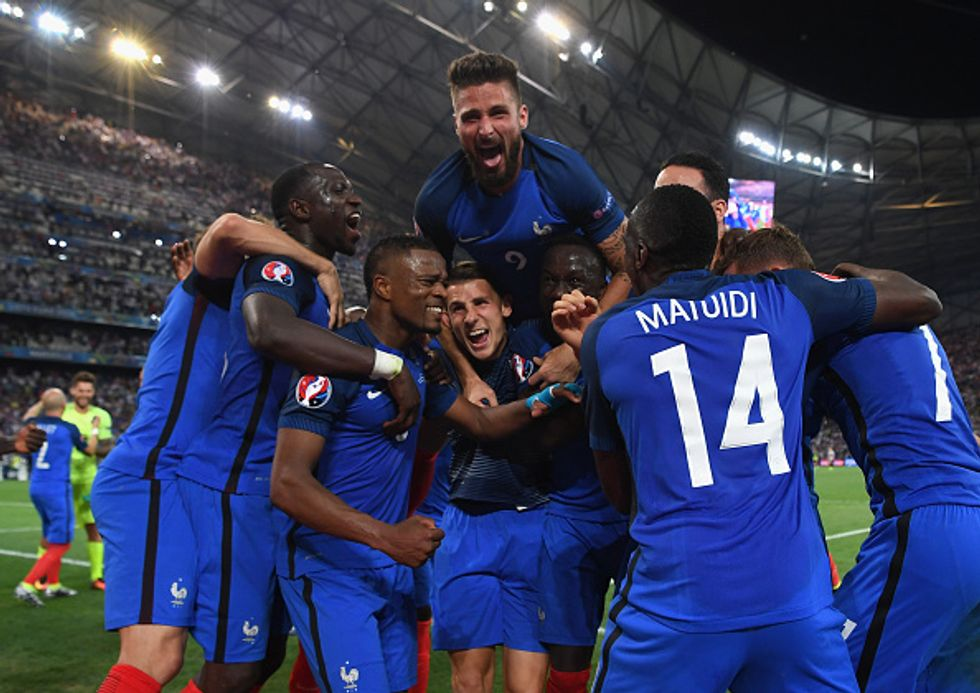 Euro 2016, la finale sarà Francia-Portogallo