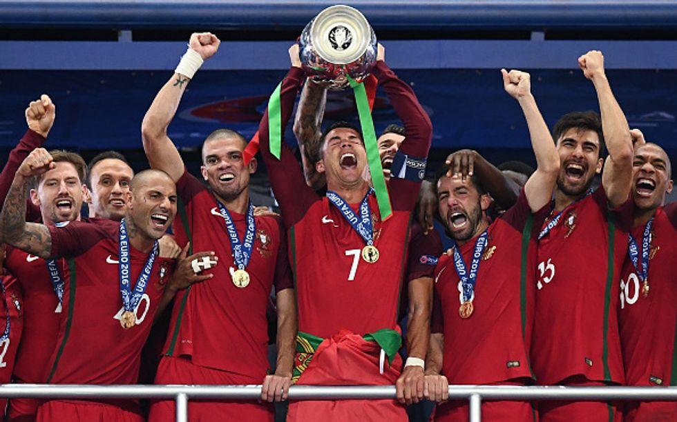Portogallo nella storia: è campione d'Europa