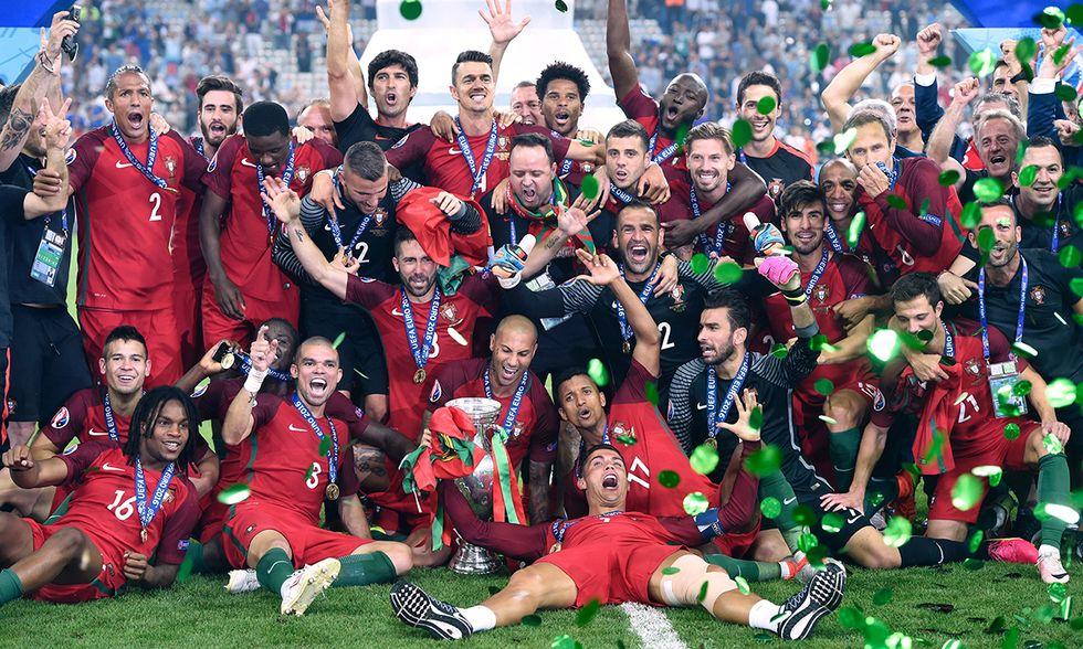 Euro 2016: Portogallo - Francia