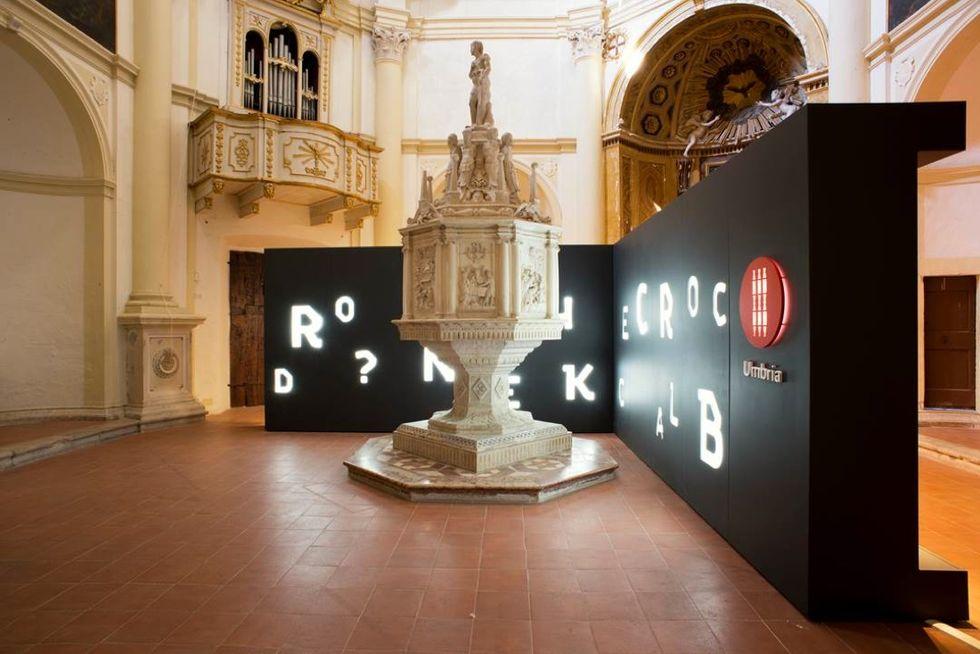 Il design approda a Spoleto